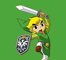 Link iphone case by Excels