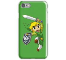 Link iphone case iPhone Case/Skin