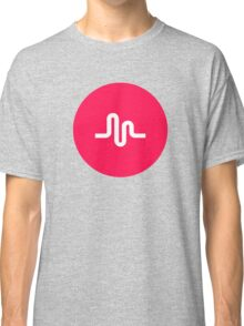 Musically Logo Premium Quality Classic T-Shirt