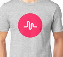 Musically Logo Premium Quality Unisex T-Shirt
