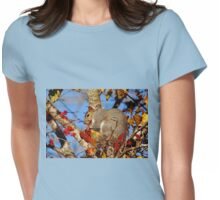 Messy Eater Womens Fitted T-Shirt