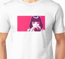 Pulp Fiction Pop Art Unisex T-Shirt
