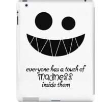 Touch of Madness iPad Case/Skin