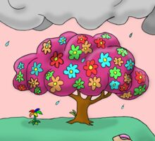 Bjorn Sees Rain Sticker