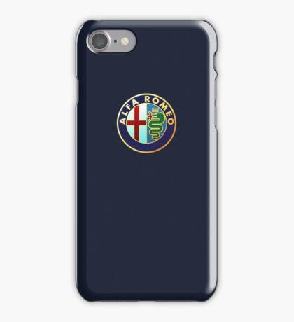 Alfa Romeo Gifts and Merchandise iPhone Case/Skin