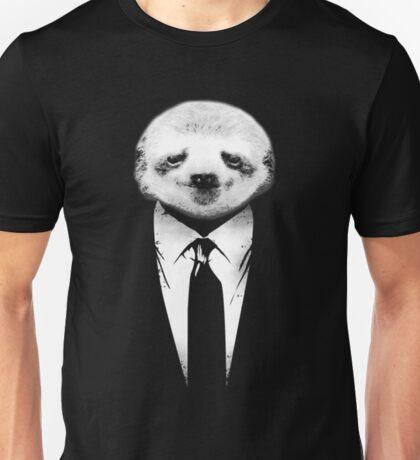 Sloth Suit Unisex T-Shirt