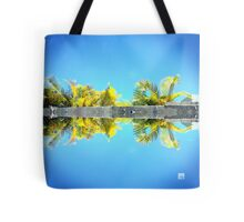 Tropical Kaleidoscapes 3 Tote Bag