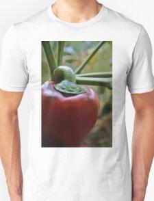 Red Cap Unisex T-Shirt