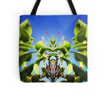 Tropical Kaleidoscapes 5 Tote Bag
