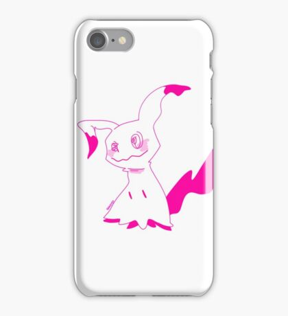 Pokemon Mimikyu iPhone Case/Skin
