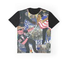 My Country 'Tis of Thee Graphic T-Shirt