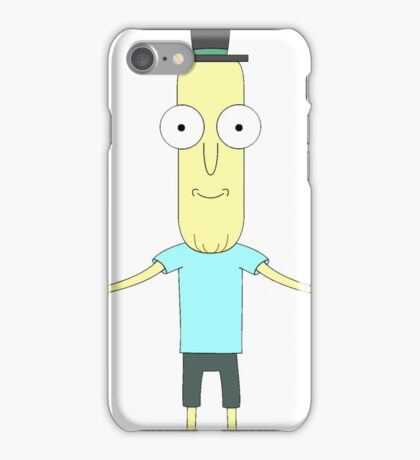 Mr. Poopy Butthole iPhone Case/Skin