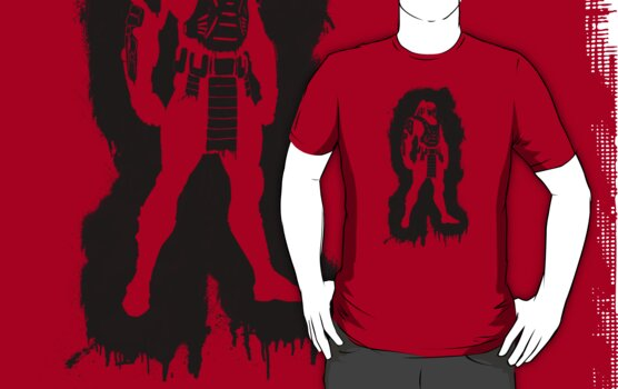TGR - Sektor T-shirt by That Game  Referencing Clothing Company