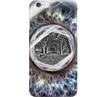 Another Dimension. iPhone Case/Skin