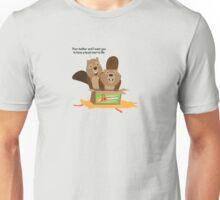 A very middle-class beaver xmas Unisex T-Shirt