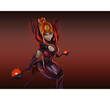 Magma Lux Photographic Print