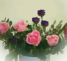 Still life ... lovely flowers by OlaG