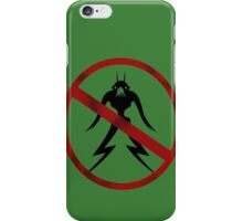 Humans only iPhone Case/Skin