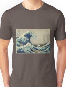 Ancient Japanese Artwork Unisex T-Shirt