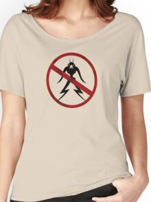 Humans only Women's Relaxed Fit T-Shirt
