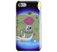 Back to the Rainbow Flower Tree iPhone Case/Skin