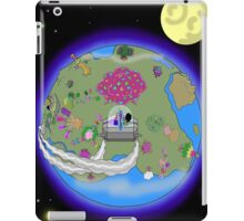 Back to the Rainbow Flower Tree iPad Case/Skin