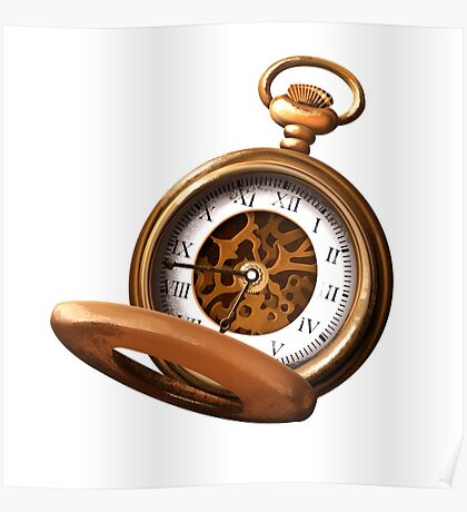Pocket Watch - Mystery Series Poster