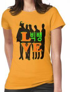 ㋡♥♫Love KPop BigBang-BibgBag Forever♪♥㋡ Womens Fitted T-Shirt