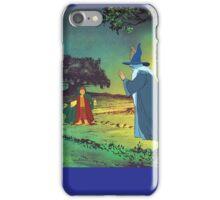 Gandalf & Frodo iPhone Case/Skin