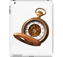 Pocket Watch - Mystery Series iPad Case/Skin