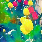 Splash of spring by OlaG