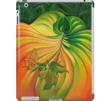 Behind the Curtain of Colours iPad Case/Skin