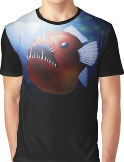 Angler Fish Graphic T-Shirt