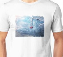 Winter Berries Unisex T-Shirt