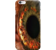Ring of Fire. iPhone Case/Skin