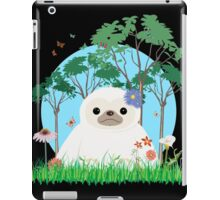 Super Cute White Sloth iPad Case/Skin