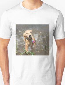 Joey Water Dancing Unisex T-Shirt