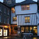 Tombland Alley, Norwich by wiggyofipswich