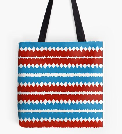 SW Pattern Tote Bag