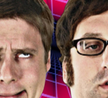 Tim and Eric Awesome Show Sticker