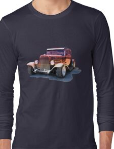 Sunset Ride Long Sleeve T-Shirt