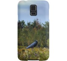 """3 Crows in Field"" -1999-2001 Steel Samsung Galaxy Case/Skin"