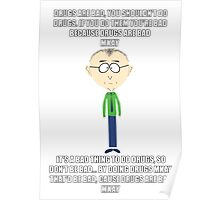 Mr. Mackey  Poster