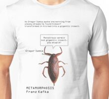 Gregor Samsa Unisex T-Shirt