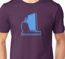 The Fountainhead Blue Architecture t shirt Unisex T-Shirt
