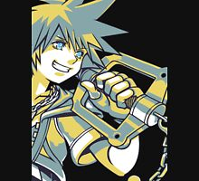 Kingdom Hearts - Sora Wielding the Keyblade Unisex T-Shirt