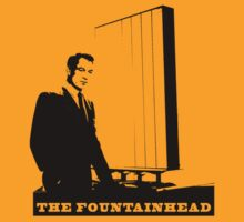 The Fountainhead Architecture t shirt by pohcsneb
