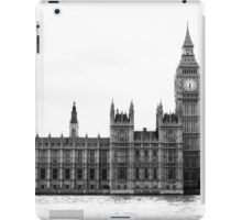 The Palace of Westminster iPad Case/Skin