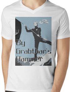 By Grabthar's Hammer Mens V-Neck T-Shirt