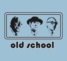 Old school architects Architecture T shirt by pohcsneb